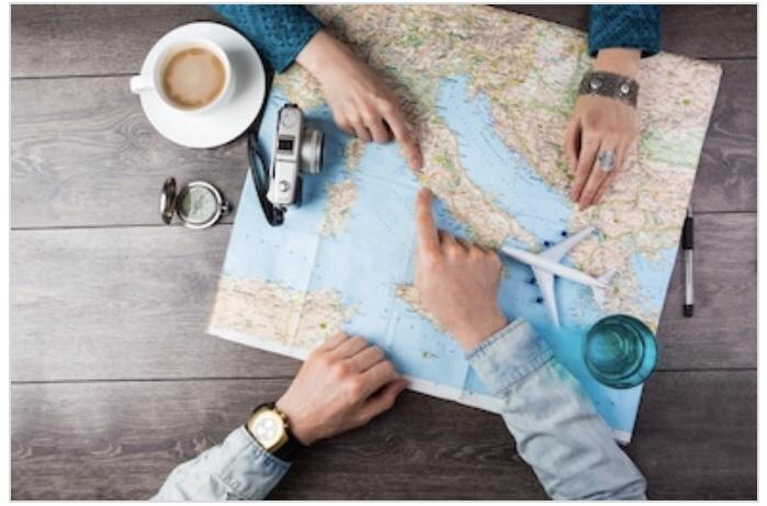 Planning my next adventure..